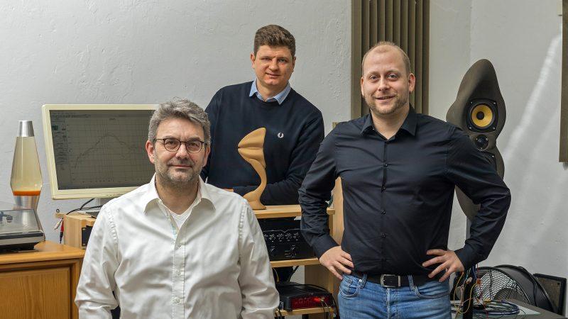 3BE Team Bernd Marsch Alexej Konstantinov Sebastian Steinhaeuser 1